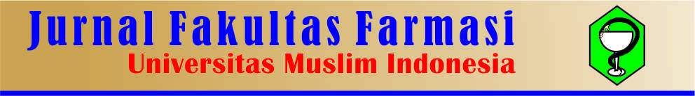 Jurnal fakultas Farmasi UMI Universitas Muslim Indonesia